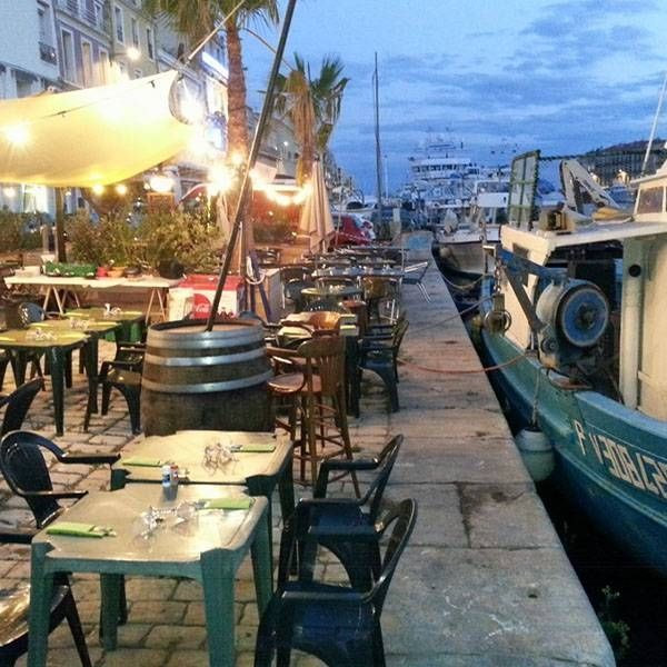 Le Restaurant - Le Boucanier - Restaurant Sète
